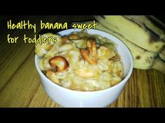 Banana sweet recipe | Recipe to boost instant energy | Iron rich food recipe – Poornima's Kitchen