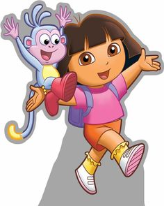 Cartoon Cartoon, Cartoon Shows, Cartoon Characters, 1990 Cartoons, Balloon Dog Sculpture, Dora Cake, Displays, Dora The Explorer, Roman