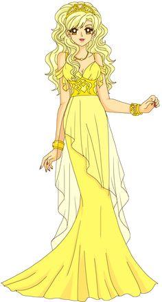 Queen of Venus by Sailor-Serenity.deviantart.com on @deviantART