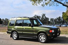 1998 Land Rover Discovery - Google Search