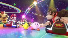 Super Mario 64 Hack Adds Rainbow Road Level