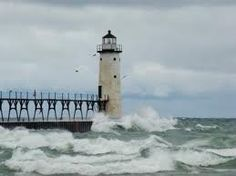 North Pierhead Lighthouse....Manistee, MI