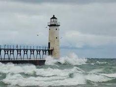North Pierhead Lighthouse....Manistee, MI