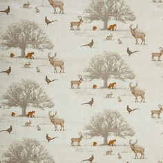 Featuring a woodland scene print against a natural background this Autumnal PVC fabric is available by the metre.Because our fabric by the metre is cut to the size you require, we can only accept returns if the item is faulty (i.e. damaged or marked). Pvc Fabric, Natural Background, Autumnal, Surface Pattern, Woodland, Scene, Nature, Fox, Wallpapers