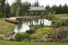 1000 images about acreage ideas on pinterest pagoda for Bass pond design