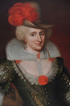 Anne of Oldenburg by ? (location unknown to gogm) the lost gallery fixed Anne Of Denmark, English Monarchs, 17th Century Fashion, Renaissance Portraits, Old Portraits, Uk History, Oldenburg, Historical Costume, European Fashion