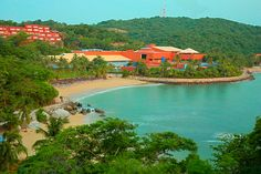 Las Brisas, Tangolunda Bay, Huatulco, Mexico