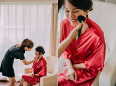 We offer a personalized service to help you create a wedding that reflects your style, your relationship and captures your sense of spirit. Bridal Make Up, Wedding Make Up, Hoi An, Dreaming Of You, Wedding Hairstyles, Destination Wedding, Your Style, Hair Makeup, Relationship