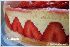 recette-fraisier-mousseline