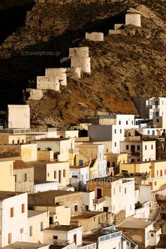 View travel photos from Karpathos beaches and the traditional village of Olympos at travelphoto.