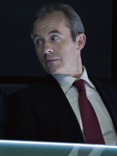 "Stephen Dillane as Rupert Keel in Cinemax's ""Hunted"""