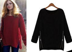 $23.00 | Loose pullover sweater CS1104CA