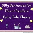 This Silly Sentences Fairy Tale theme is a fun way to build sentences and recognize parts of speech.  Students who are fluent readers will use subj...