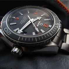 Omega Seamaster Planet Ocean Watch