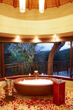 Thanda Private Game Reserve -South Africa... | Luxury Accommodations