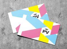 PrintVIP Business Cards - Brand Design - Logo Design