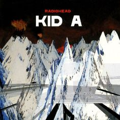 Radiohead: Album Cover KID A