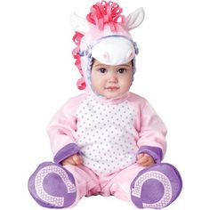 Pretty Lil Pony Infant Costume Size: 18 Months - 2T
