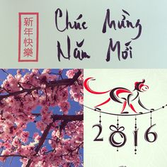 Happy New Year! May the Year of the Monkey bring you a bounty of good food, cheer, and satisfaction.