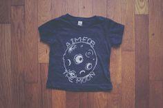 Aim for the Moon shirt.
