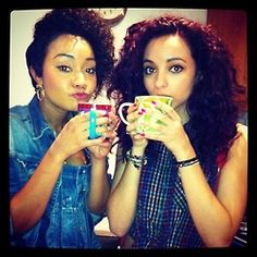 Leigh-Anne and Jade!