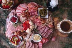 Retete Aperitive Festive Dairy, Cheese, Pork