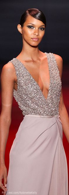 Elie Saab Haute Couture | F/W 2013 If this isn't dazzling..