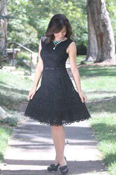 "Made in USA, Nanette Lepore ""balloon"" dress"