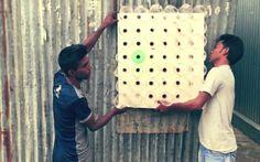 climatisation-ecologique-bouteilles-eco-cooler-bangladesh-1