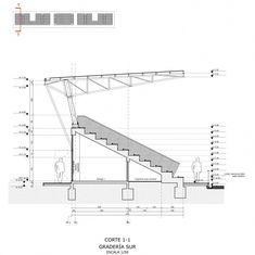 Pergola Kits Home Depot Stadium Architecture, Pavilion Architecture, Architecture Drawings, Architecture Portfolio, Concept Architecture, Architecture Details, Steel Frame Construction, Construction Drawings, Bungalow Floor Plans