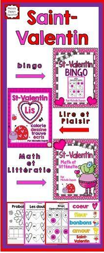Vous cherchez des ressources pour célébrer la Saint-Valentin? Voici quelques options amusantes.