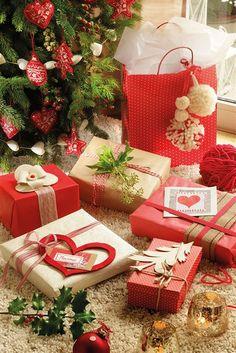 Detalle de regalos e