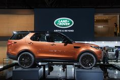 Jaguar Land Rover at