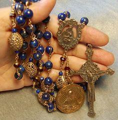 Etsy Rosary Guild Team: Just Listed at HeartFelt Rosaries!