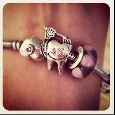 Pandora: tooth charm :P