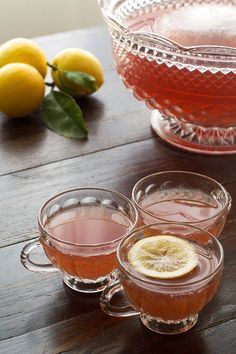 The Ultimate Thanksgiving Punch Recipe!!!