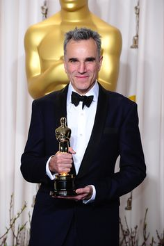 """Daniel Day-Lewis  2.013  (""""Lincoln"""")"""