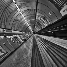 The underground~Baker Street