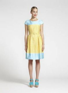PONNARI and PAPLARI dresses - Marimekko clothes - spring 2014