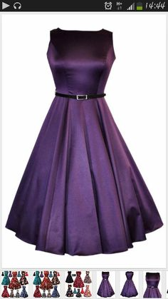 Bridesmaid 50s style Audrey Hepburn dresses. Love them for my girls.