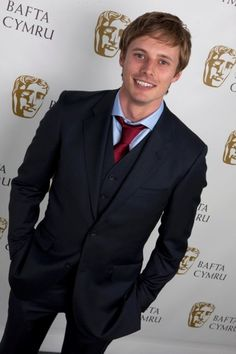 Bradley James-the only blonde I've ever thought was hot