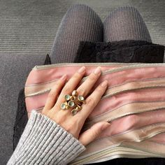 Monica Castiglioni, Pretty Rings, Jewelry Watches, Jewelry Design, Chain, Jewellery, Instagram, Jewels, Beautiful Rings