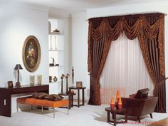 2014 modern curtain fabric models design decor 5 Best Curtain Fabric Design Decor For 2014