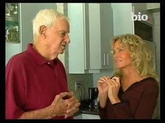 Farrah Fawcett et son père