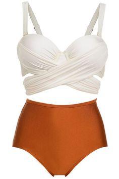 69adba37ed1bb High Waist Bikinis For Pear Body Shape