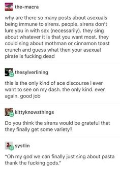 "Hey y'all - aromantic asexual here! I was reading up a bit about AroAce people and I found out that you can be an ""oriented"" aromantic asexual. Infj, Ace Pride, Mafia, Lgbt Memes, Stupid Funny Memes, Hilarious, Tumblr Posts, Tumblr Funny, Writing Prompts"