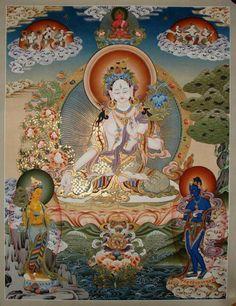 Tara, Bodhisattva of Compassion