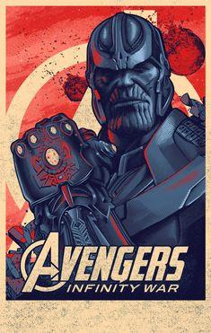 Avengers: Infinity War - Abraham García
