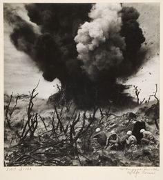 Iwo Jima, by W. Eugene Smith 1945