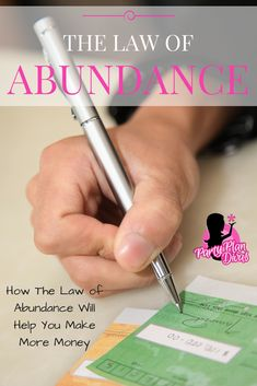Learn how to activate The Law Of Abundance for the New Year http://partyplandivas.com/the-law-of-abundance/?utm_campaign=coschedule&utm_source=pinterest&utm_medium=PartyPlanDivas&utm_content=The%20Law%20Of%20Abundance%20for%20the%20New%20Year
